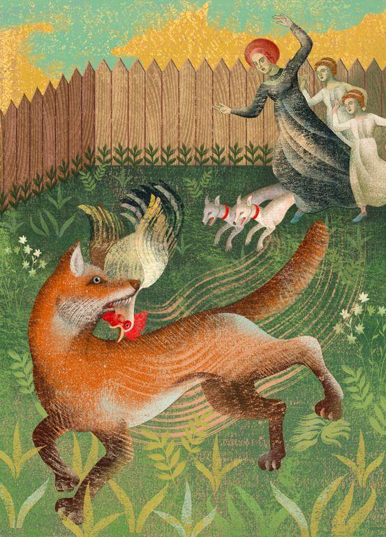 The Canterbury Tales (Bantam Classics) Geoffrey Chaucer
