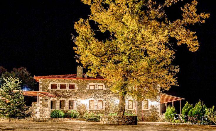 Peloponnese Lakonia karyes village. 2015. Αρχοντικό Πάρνωνα.