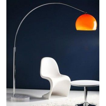 Design booglamp Adagio Sievo | oranje