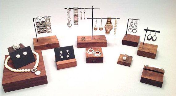 Jewelry Display Earring Bracelet Watch por RobinsonMerchCompany