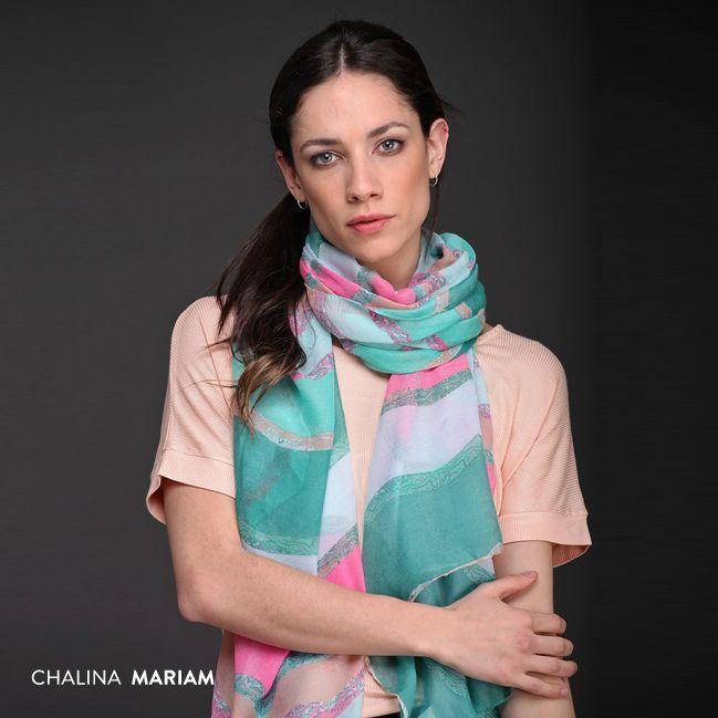#ChalinaMariam #Accesorios #Rayas