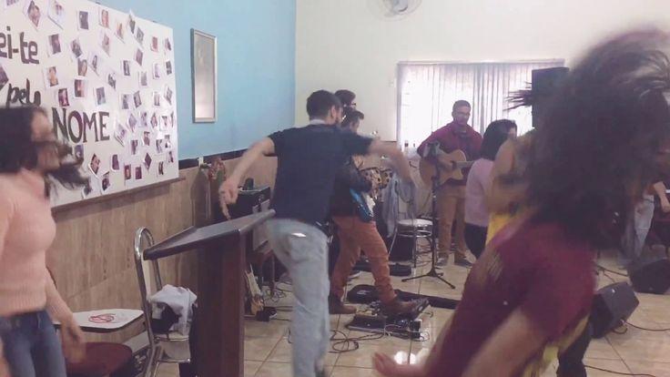 JOVENS SARADOS BRASÍLIA Quero ser MUITO LOUCO em Cristo! - YouTube