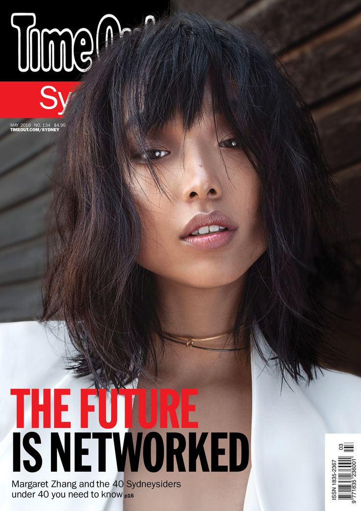 134- The future is networked, starring Margaret Zhang