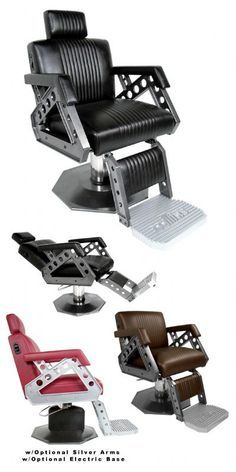 Our Newest Barber Shop Chairs, Stations, and Equipment