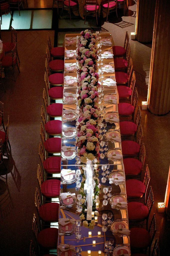 Washington DC Wedding Brings Luxurious Charm to The Corcoran Gallery of Art from Deb Lindsey - wedding reception idea