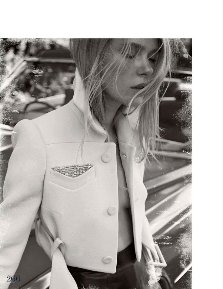 #MillicentLambert by #KaiZFeng for #ElleUK September 2014