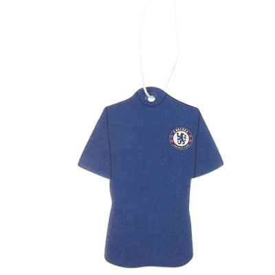 Chelsea FC Shirt Air Freshener   Chelsea FC Gifts   Chelsea FC Shop