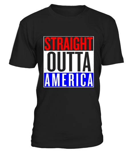 """# Straight Outta America T-Shirt .  Special Offer, not available in shops      Comes in a variety of styles and colours      Buy yours now before it is too late!      Secured payment via Visa / Mastercard / Amex / PayPal      How to place an order            Choose the model from the drop-down menu      Click on """"Buy it now""""      Choose the size and the quantity      Add your delivery address and bank details      And that's it!      Tags: Are you Straight Outta 'Murica? Stand up and tell…"""