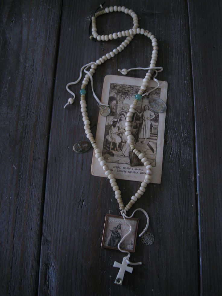 Devotional necklace for decoration by RR
