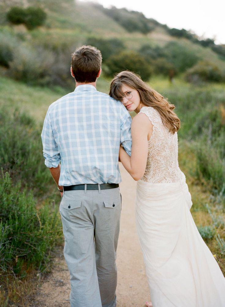 DIY California Park Wedding | photography by http://JamesChristianson.com (via @Elizabeth Lockhart Anne Designs)
