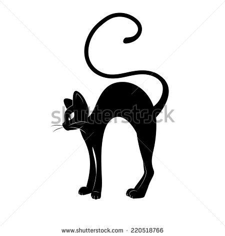 stock images similar to id 51224686  stylized cats in