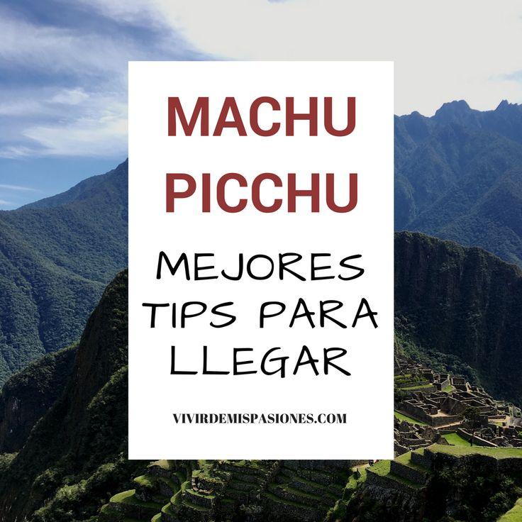 Guía completa para llegar a Machu Picchu... #viajes #viajesporelmundo #peru #machupicchu #porelmundo #vivirparavolar #viajarporelmundo #viajeros
