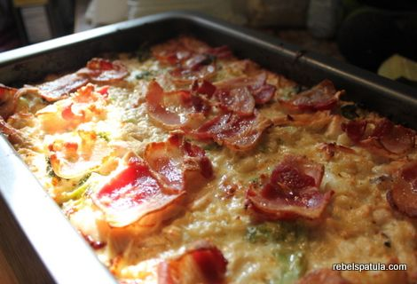 Fast Paleo  Chicken Broccoli Alfredo Casserole – Paleo Recipe Sharing Site