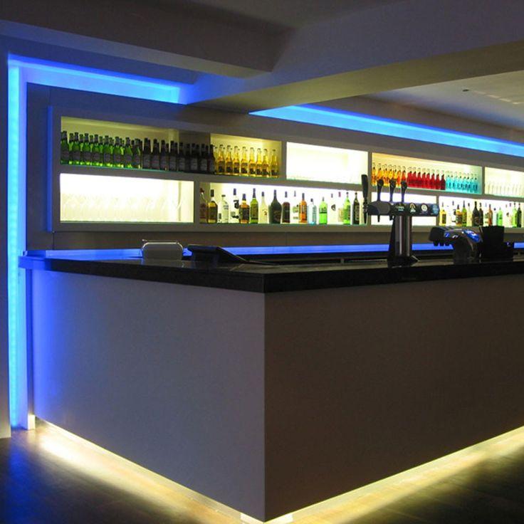 SKAPETZE -    RGB-LED-Strip / 5 Meter Komplettset + Verbinder & Fernbedienung Innenleuchten LED-Strips