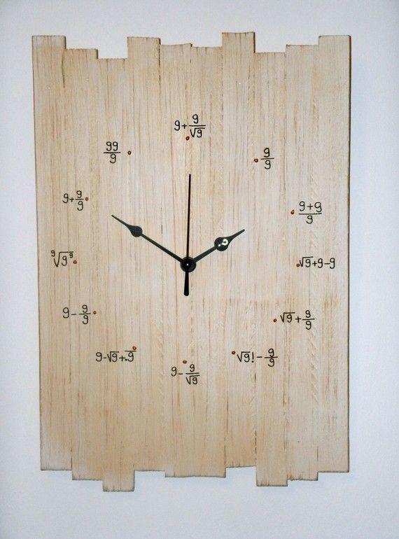 """Pendule originale """"Equations"""""""