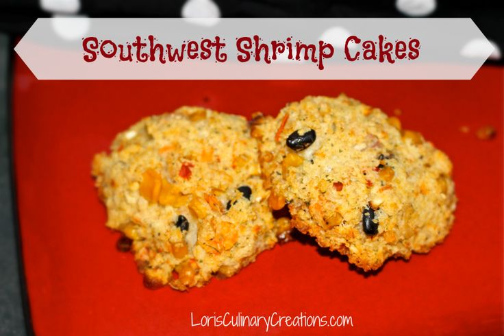 Easy Shrimp And Crab Cakes