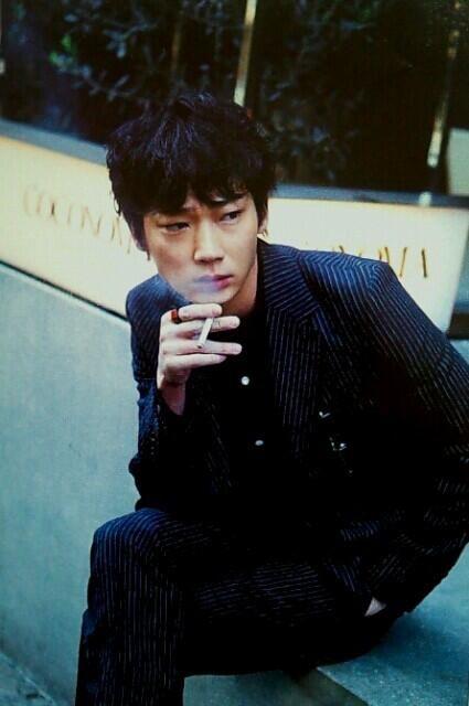 actor ; gou ayano / 綾野剛