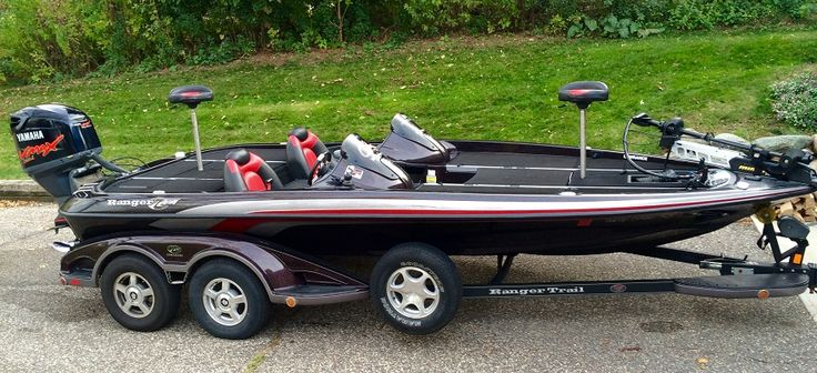 Image result for used ranger bass boats for sale