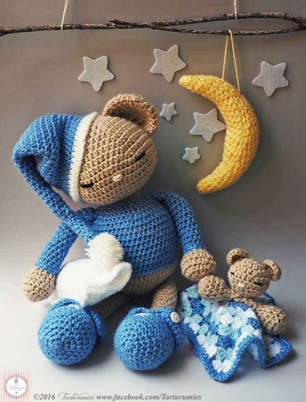 Amigurumi Paddington Bear : 350 best images about amigurumi bears on Pinterest See ...