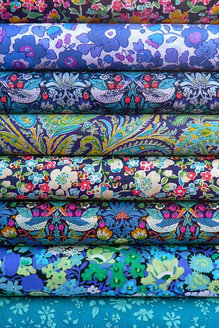 Liberty Fabrics - The Classics