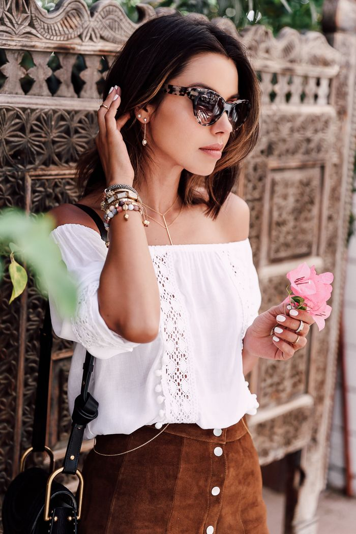 VivaLuxury - Fashion Blog by Annabelle Fleur: FEW FESTIVAL DRESSING IDEAS
