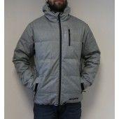 Doudoune Homme ESI Wear / Avalanche Gris
