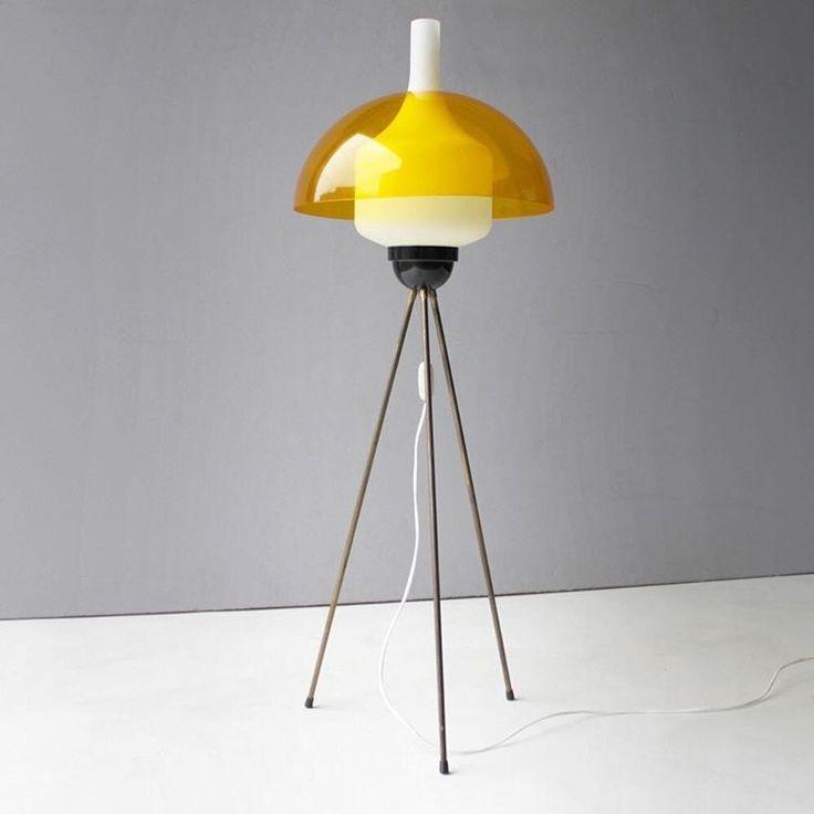 25 best ideas about retro floor lamps on pinterest. Black Bedroom Furniture Sets. Home Design Ideas