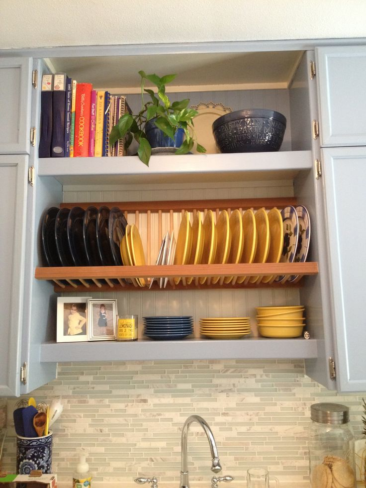 Dish Rack and Shelving above my kitchen sink   Dish Rack/ Shelving above my Kitchen Sink   Pinterest