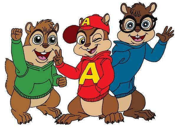16 best images about alvin and the chipmunks coloring pages on