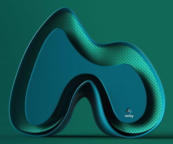A portable, wireless speaker system that comes in a variety of colors. Love the design. #audio #speaker #YankoDesign