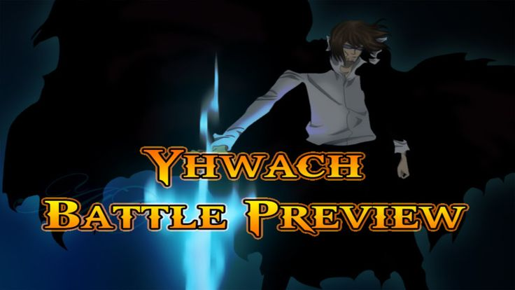 Bleach Game | Yhwach Battle Preview | Browser Online Games