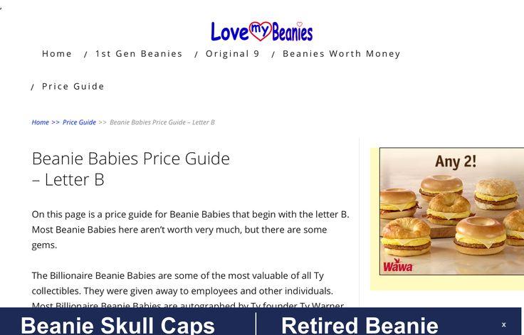 http://lovemybeanies.com/beanie-babies-price-guide-letter-b/