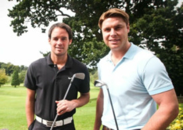 Garry Flitcroft and Matt Jansen are to 'play it again' in Chorley FC's annual golf day at Shaw Hill in August.