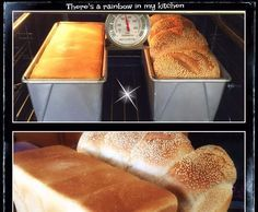 Recipe Ruth's Thermomix Tin White Sandwich Bread Loaf TM5 TM31 by There's a rainbow in my kitchen - Recipe of category Breads & rolls