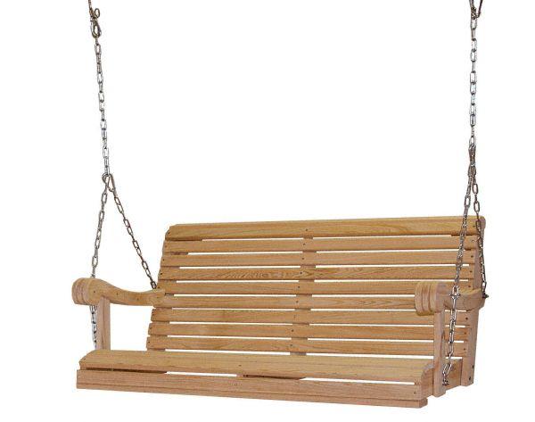 Cypress Grandpa Swing Price: 203.70 Amish Cypress Grandpa Swing Built From  Cypress Wood In Indiana