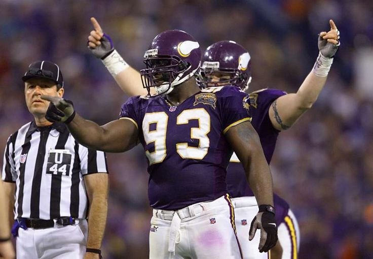 John Randle, Minnesota Vikings (1990-2003)- Greatest NFL Defensive Linemen