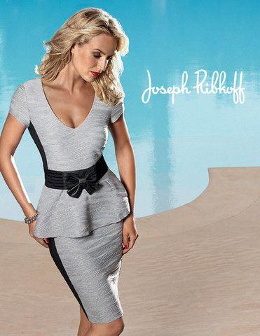 Joseph Ribkoff Dress 40249 - Ravishing & Rugged