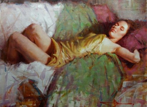 marius markowski paintings - Recherche Google