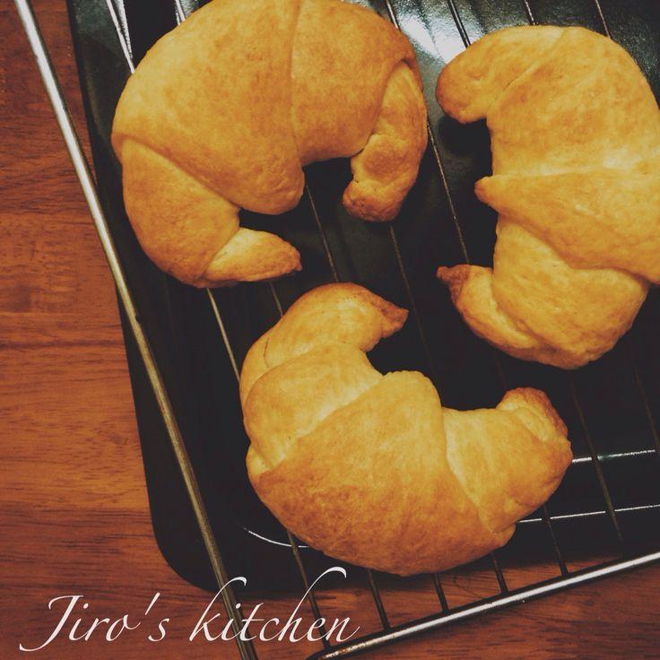 Croissant #bread #croissant