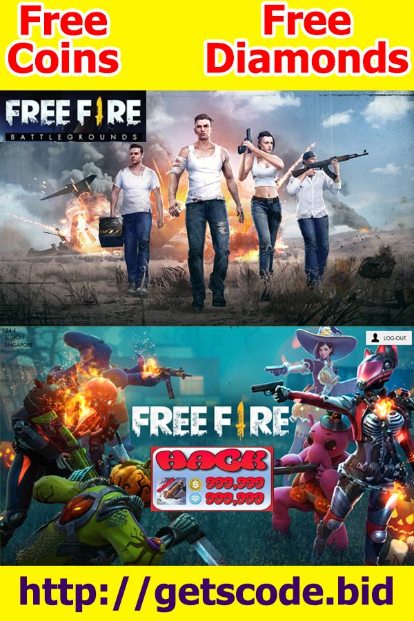 How To Get Free Fire Free Diamonds Free Fire Diamond Hack Games