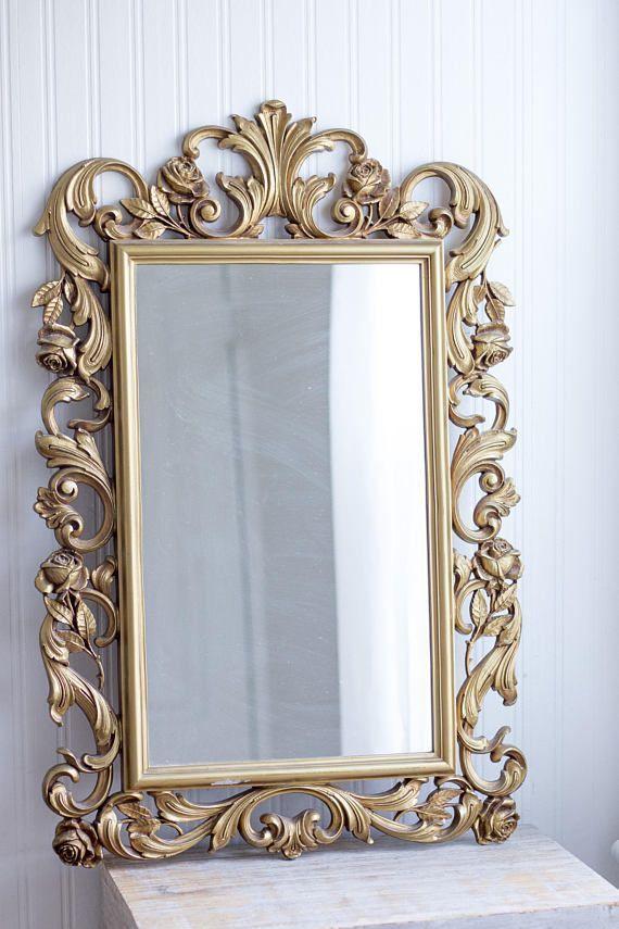 17 Striking Master Bedroom Wall Mirror Ideas Antique Mirror Wall Vintage Mirror Wall Mirror Design Wall