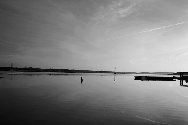 silence by Cecilie Hansteensen