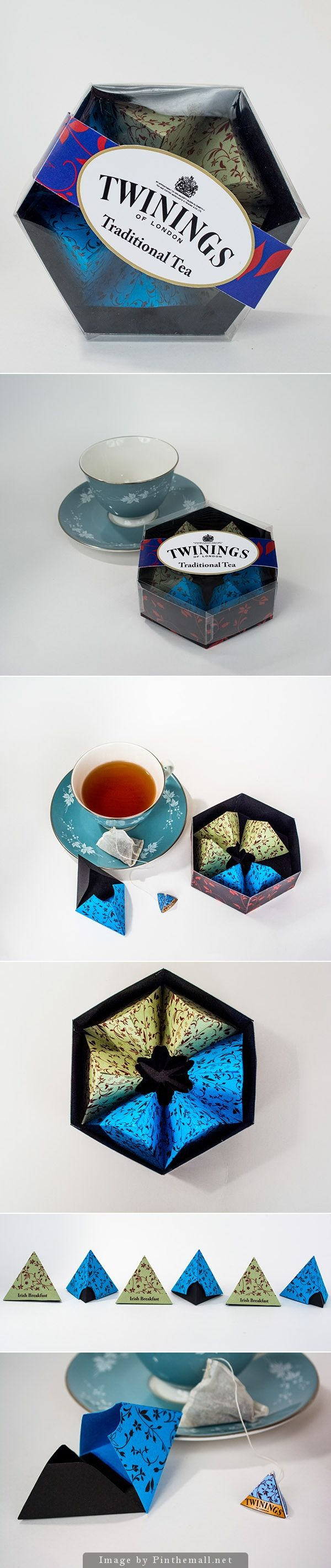 Twinnings Tea Gift Box by Natalie Macpherson. Pin curated by SFields99.