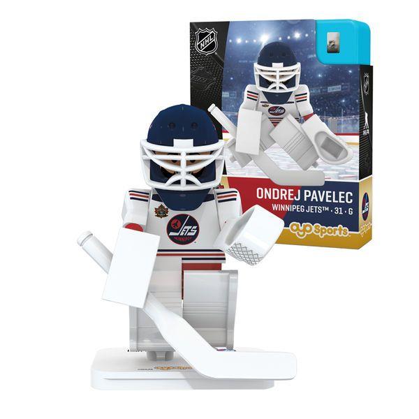 Ondrej Pavelec Winnipeg Jets OYO Sports 2016 Heritage Classic Player Figurine - $9.99