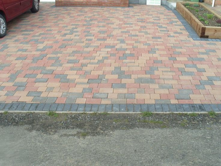 BLOCK PAVING DRIVEWAYS - Summit Landscapes