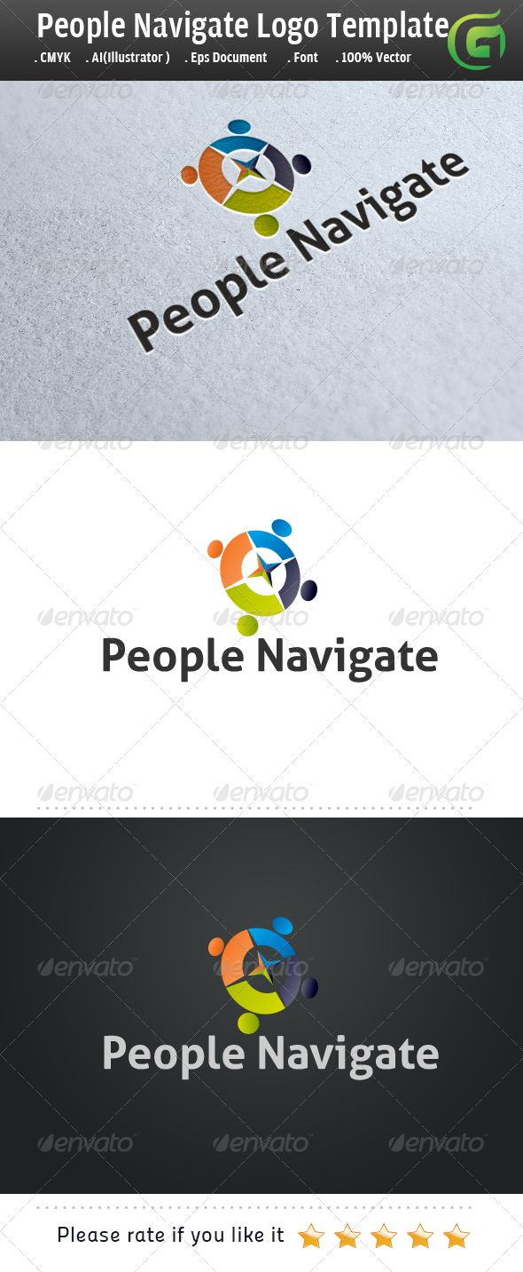 People Navigate — Photoshop PSD #path #vector • Available here → https://graphicriver.net/item/people-navigate/6038064?ref=pxcr