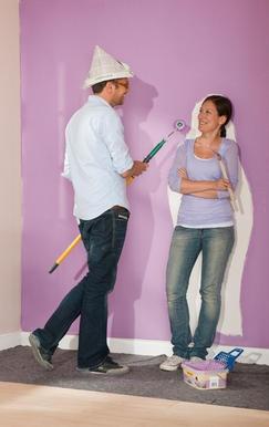 12 besten farben tapeten bilder auf pinterest tapeten renovierung und tapezieren. Black Bedroom Furniture Sets. Home Design Ideas