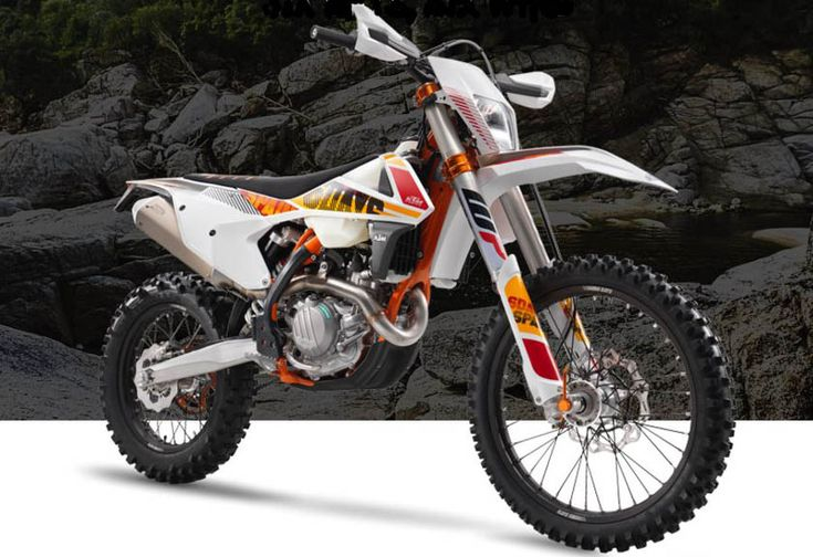 KTM 500 EXC-F Six Days 2017 The Most Powerful Dirt Bike Review