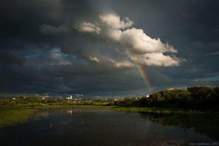 Коротко о погоде этим летом - Красивые летние фотографии