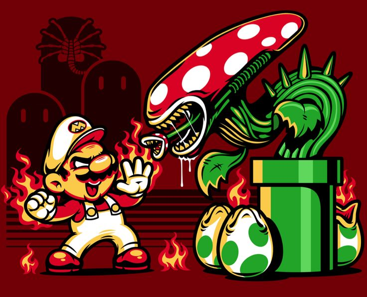 Game over man, GAME OVER by Harebrained
